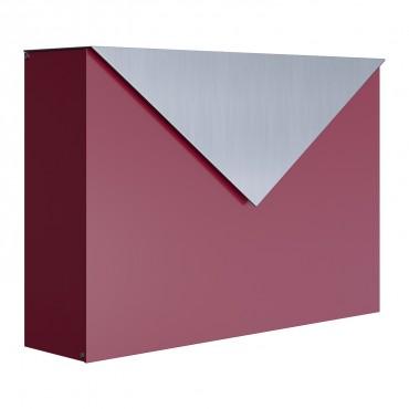 Nowoczesna skrzynka pocztowa Letter Bravios