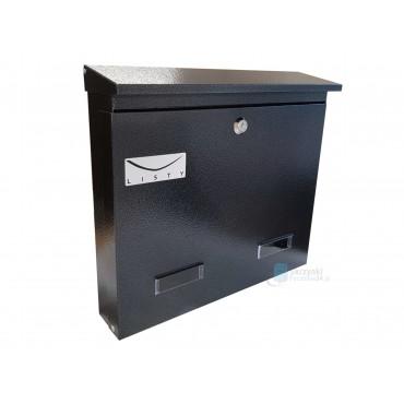 Skrzynka pocztowa na płot sdg2