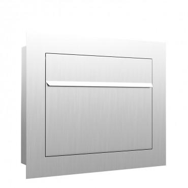 Skrzynka pocztowa do muru, w ścianę - jednostronna SORA